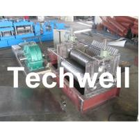 Automatical Steel Corrugated Panel Roll Forming Machine With 8m / min Forming Speed Manufactures