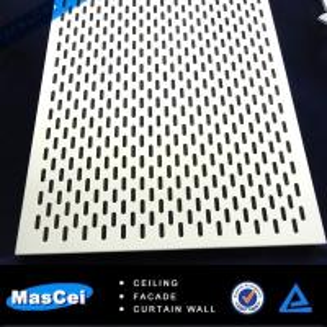 Curtain Wall Facades and GalvanizedSteelPerforatedMetalSheet Manufactures