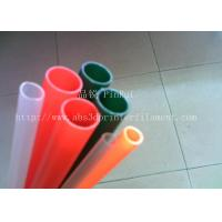 Quality Colorful PP Hard Plastic Tubes / Pipe / Hose 3mm 4mm 5mm 6mm 7mm for sale
