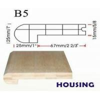 Quality Bamboo Flooring Moulding, Tread in Horizontal for sale