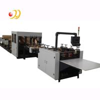 High Speed Automatic Double Layer Three-side Sealing Bag Making Machine Manufactures
