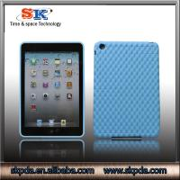 2013 fashion TPU grid case for ipad mini tablet cover for ipad mini Manufactures