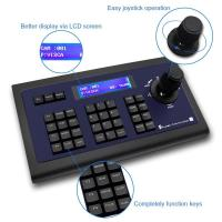 China Multifunction Network Ptz Controller / Usb Ptz Controller Flexible Operation on sale