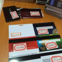 plastic card Manufactures