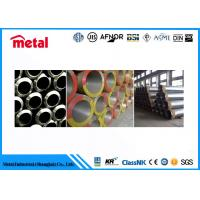 ASTM A333 Long Round Steel Tubing , Galvanized Carbon Steel Pipes And Tubes Manufactures