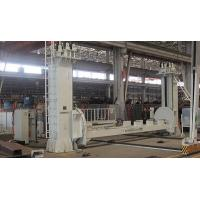 Loading 20 Tons Two Columns Welding Positioner Big Distance Between Two Fixed Columns Manufactures
