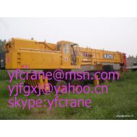 China KATO MK1600-V,  KATO MK1600,  160 TON USED MOBILE CRANE,  160 TON TRUCK CRANE,  160 TON HYDRAULIC CRANE,  KATO 160 TON CRANE,  160 TON TERRAIN CRANE,  160 TON USED CRANE,  FOR SALE CHEAP on sale