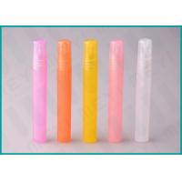 Customized Color 10ml Pen Travel Size Spray Bottle For Cosmetic Package Manufactures