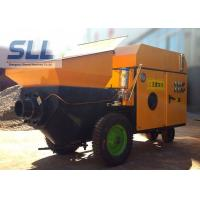 Stable Performance Concrete Mixer And Pump