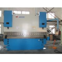 High Strength 400 Ton CNC Press Brake Machine / Sheet Metal Bender