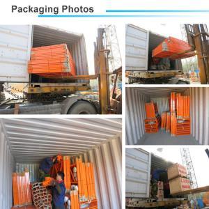 Building Construction Aluminum alloy 380V/50Hz 0.8Ton ZLP800 Suspended Working Platform Manufactures