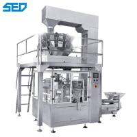 China Foods / Powder / Package / Bag Rotary Filling And Packing Machine Multi - Function on sale