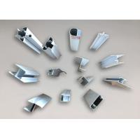 OEM ODM Durable Powder Coated Aluminum Extrusions For Doors And Windows Manufactures