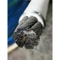 China PE Coated Special Wire Rope Superior Strength Used With Bridge Lifting on sale