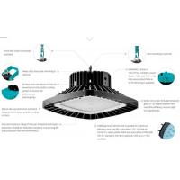 300W Industrial LED High Bay Lights ul D500mm × 510mm for Factory and Workshops Manufactures