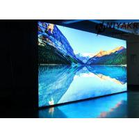 China P1.667 HD LED Video Wall TV LED Panel Screen Indoor Full Color SMD1010 on sale