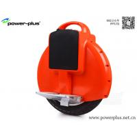 Mini Portable Stand Up Gyro Stabilized Electric Unicycle for Park Amusement Manufactures