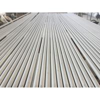 TP304 / 316L / 321 Stainless Steel Heat Exchanger Tube ASTM A269 A213  Standard Manufactures