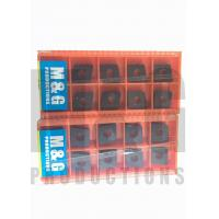 Customized Logo Carbide Inserts Rose Plastic Case Packing For CNC Machine Manufactures