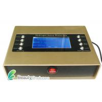 Luxury Golden Color Ion Detox Foot Spa Machine Main For Detoxification Manufactures