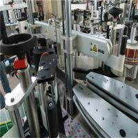 China Automated Label Applicator For Round / Square / Subuliform Bottle on sale