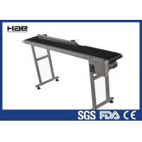 Wide Plastic Chain Plate Industrial Conveyor Belt Multi Functional For Various Toys Manufactures