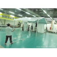 China Rustless and Anodized Aluminium Frame Tents , Small Size clear span buildings on sale