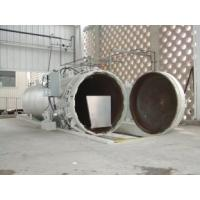 Quality OEM / ODM pressure vessel aerated concrete brick autoclave Diameter 1.6 meter for sale