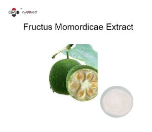 Natural Plant 4:1 Fructus Momordicae Extract Mogroside V 88901-36-4 Manufactures