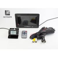 IP68 Waterproof Car Rear View Parking System With Video Parking Sensor System