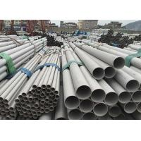 China Durable Stainless Steel Rectangular Tubing , 310S Stainless Steel Pipe on sale
