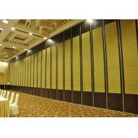 Auditorium Sliding Doors Partition Walls For International Convention Centers Manufactures