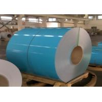 Quality Precoated Color Coated Aluminum Coil 1050 3003 1100 3105 For Composite Panel for sale