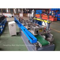 Construction T Grid Cold Rolling Steel Bar Making Machine Ceiling Roll Forming Machine Manufactures