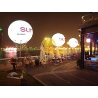 White Attractive Inflatable Lighting Balloon Manufactures