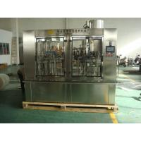 Bottle Production Washing Filling Caping 3 IN 1 for filling kinds of non-carbonated water Manufactures