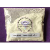 Buy cheap Pharmaceutical Grade Steroids Raw Powder Tamoxifen Citrate On Cycle Side-Effect Prevention from wholesalers