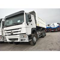 Brand New Howo Tipper 6x4 Sinotruk Dump Truck Heavy With High Capacity Manufactures