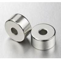 Flexible R 20 X 10 X 5mm Neodymium Ring Magnets Powerful NI ZN Epoxy Coated Manufactures
