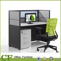 China Fashion office work partition/aluminum partition office workstation wholesale