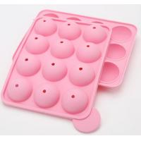 Round shaped reusable silicone molds 12 holes silicone chocolate/candy/soap molds Manufactures