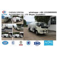 China CLW brand mobile lpg gas filling truck for gas cylinder, factory direct sale best price lpg propane gas refilling truck on sale