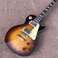 New standard LP 1959 R9 electric guitar, Rosewood fingerboard, frets cream binding, a piece of neck & body, Tune-o-Matic Manufactures