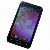 China 3G Smart Phone, MTK6575, Google's Android 4.0.3, 512MB + 4GB, 5.08-inch WVGA Capacitance Screen on sale