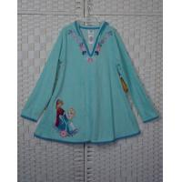 China Customizable Sustainable Children's Clothing With Frozen Embroidery on sale