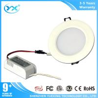 Daylight surface mounted 15W Recessed LED Downlight 2835SMD Chip Manufactures