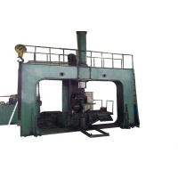 China Customized Q235  Φ 10000×50mm dished end flanging machine for towers on sale