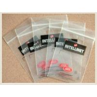 China printing pe zip lock bag for gift packaging on sale