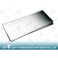Corrosion-resistant Titanium Alloy Plate Silver GR1 For Titanium Mill Products Manufactures