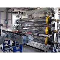 PE Foaming Compound board Extrusion Line /PVC Sheet Extrusion Line /PE Sheet Co - Extrusion Line Manufactures